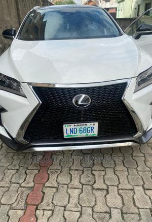 Lexus RX 2017 200t 4WD White | Cars for sale in Lagos State, Ojota