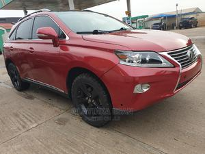 Lexus RX 2013 350 AWD Red | Cars for sale in Lagos State, Alimosho
