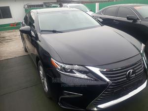 Lexus ES 2014 350 FWD Black | Cars for sale in Lagos State, Ifako-Ijaiye