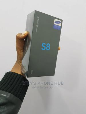New Samsung Galaxy S8 64 GB Purple | Mobile Phones for sale in Lagos State, Ikeja