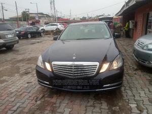 Mercedes-Benz E350 2012 Blue   Cars for sale in Lagos State, Ojodu