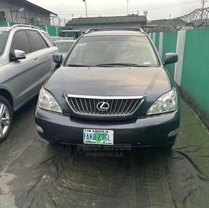Lexus RX 2008 350 Gray | Cars for sale in Lagos State, Agege
