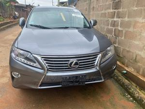 Lexus RX 2013 350 FWD Gray   Cars for sale in Lagos State, Ojodu