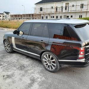 Land Rover Range Rover Vogue 2016 Black   Cars for sale in Lagos State, Lekki