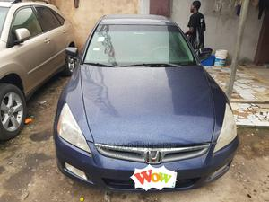 Honda Accord 2005 Blue | Cars for sale in Lagos State, Apapa