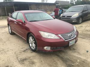 Lexus ES 2012 350 Red | Cars for sale in Delta State, Uvwie