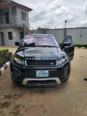 Land Rover Range Rover Evoque 2013 Pure Plus AWD Black | Cars for sale in Lagos State, Amuwo-Odofin