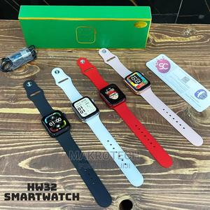 Hw32 Smart Watch Series 6 Smart Watch   Smart Watches & Trackers for sale in Lagos State, Ikeja