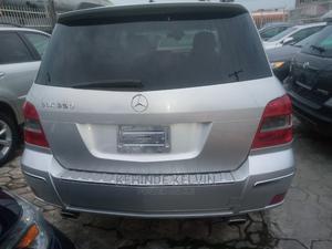 Mercedes-Benz GLK-Class 2010 350 4MATIC Silver | Cars for sale in Lagos State, Ojodu