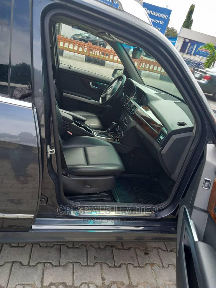 Mercedes-Benz GLK-Class 2011 350 4MATIC Black | Cars for sale in Lekki, Lagos State, Nigeria