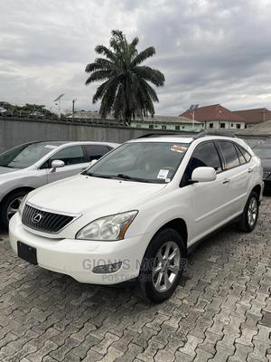 Lexus RX 2007 350 4x4 White | Cars for sale in Rivers State, Port-Harcourt