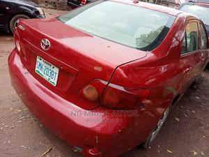 Toyota Corolla 2008 Red | Cars for sale in Lagos State, Agege