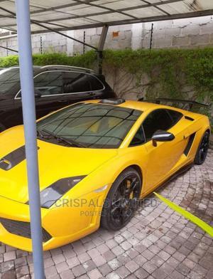 Lamborghini Huracan 2016 Yellow | Cars for sale in Lagos State, Lekki