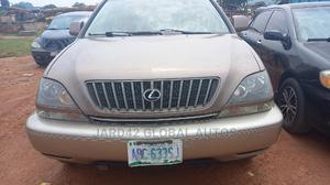 Lexus RX 1999 300 Gold | Cars for sale in Abuja (FCT) State, Lugbe District