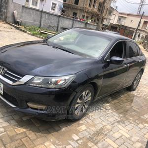Honda Accord 2013 Blue   Cars for sale in Lagos State, Ajah