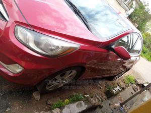 Hyundai Accent 2012 GLS Automatic Red | Cars for sale in Oyo State, Ibadan