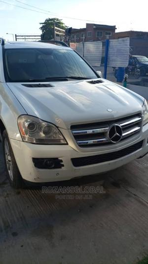 Mercedes-Benz GL-Class 2008 White   Cars for sale in Lagos State, Ikeja