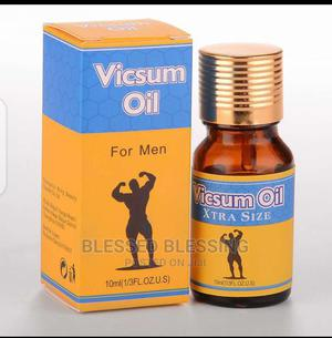 Vicsum Penis Enlargement Oil Available   Sexual Wellness for sale in Lagos State, Ojodu