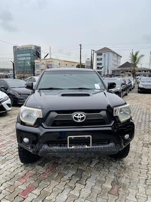 Toyota Tacoma 2015 Black | Cars for sale in Lagos State, Lekki