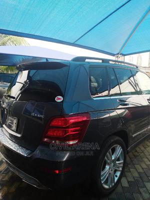 Mercedes-Benz GLK-Class 2013 Gray | Cars for sale in Lagos State, Isolo