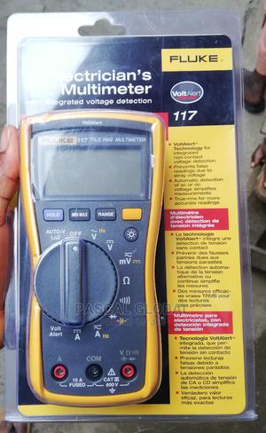 FLUKE 117 Multimeter   Measuring & Layout Tools for sale in Lagos State, Ojo