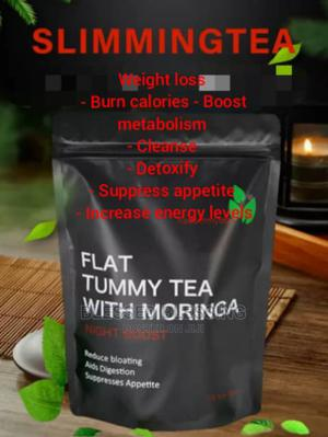 Flat Tummy Moringa Tea Available for Retail and Wholesale | Vitamins & Supplements for sale in Abuja (FCT) State, Gwarinpa