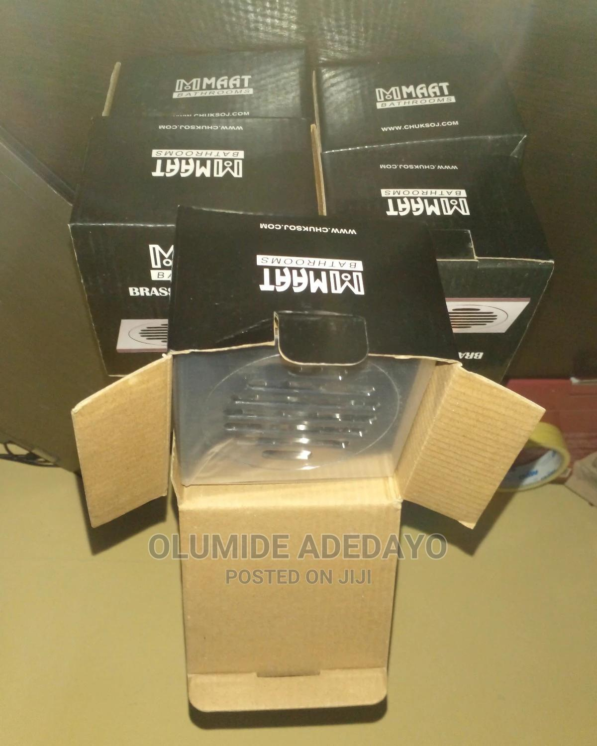 MAAT Brass Floor Drains   Home Appliances for sale in Ido, Oyo State, Nigeria