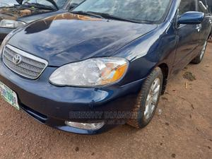 Toyota Corolla 2004 LE Blue | Cars for sale in Ondo State, Akure