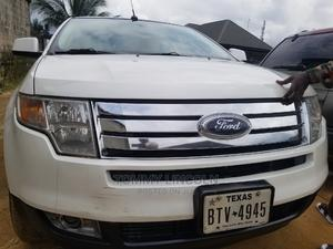 Ford Edge 2008 SE 4dr AWD (3.5L 6cyl 6A) White   Cars for sale in Rivers State, Port-Harcourt