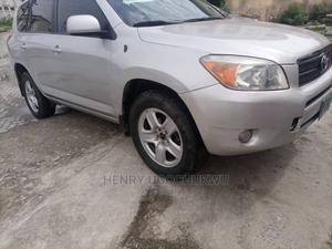 Toyota RAV4 2007 Silver | Cars for sale in Lagos State, Lekki