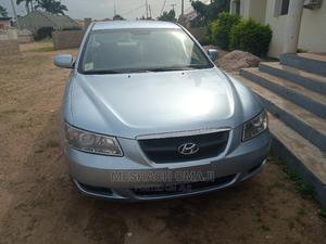 Hyundai Sonata 2008 2.4 GLS Blue   Cars for sale in Benue State, Makurdi