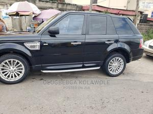Land Rover Range Rover Sport 2010 Blue   Cars for sale in Lagos State, Ikeja