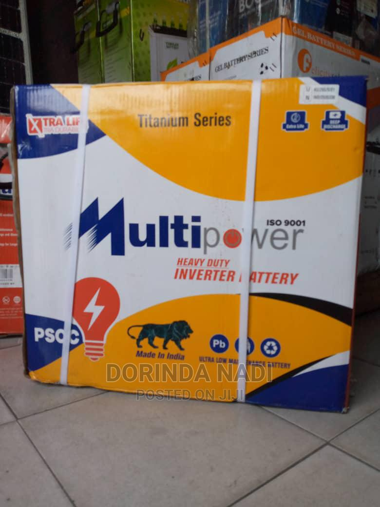 Tubular Batteries | Solar Energy for sale in Wuse 2, Abuja (FCT) State, Nigeria