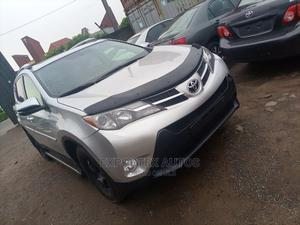 Toyota RAV4 2014 Silver | Cars for sale in Lagos State, Ikeja