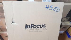 Infocus 4500lumens Projector   TV & DVD Equipment for sale in Lagos State, Ikeja