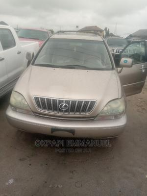 Lexus RX 2002 300 2WD Brown | Cars for sale in Rivers State, Obio-Akpor