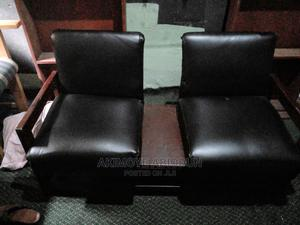 Saloon Chairs for Sale,Set Waiting Chair 2seater,Single 2pai | Furniture for sale in Oyo State, Ibadan