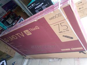 L G Smart Tv 75inches | TV & DVD Equipment for sale in Abuja (FCT) State, Wuse