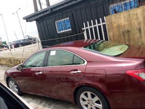 Lexus ES 2010 350 Red | Cars for sale in Lagos State, Ajah