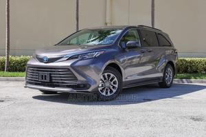 Toyota Sienna 2021 Gray   Cars for sale in Abuja (FCT) State, Jabi