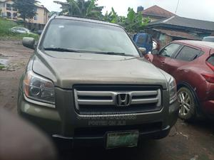 Honda Pilot 2006 EX 4x4 (3.5L 6cyl 5A) Gray | Cars for sale in Rivers State, Obio-Akpor
