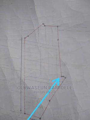 Half Plot Of Land (25 By 100) Available For Sale At Tipper G   Land & Plots For Sale for sale in Alimosho, Iseri Olofin