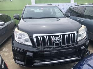 Toyota Land Cruiser Prado 2013 Black | Cars for sale in Lagos State, Agege