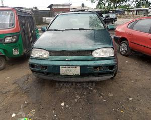 Volkswagen Golf 1999 1.6 Variant Automatic Green | Cars for sale in Rivers State, Port-Harcourt
