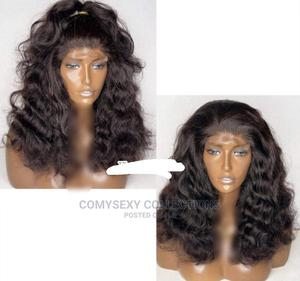 Frontal Curls Wig | Hair Beauty for sale in Lagos State, Kosofe