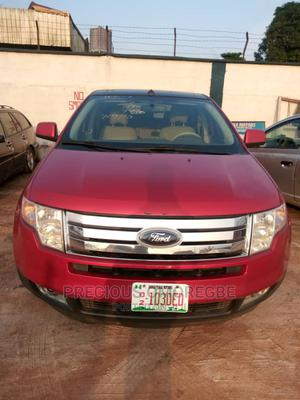 Ford Edge 2010 Red | Cars for sale in Edo State, Benin City