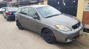 Toyota Matrix 2007 Gray   Cars for sale in Lagos State, Surulere