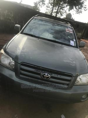 Toyota Highlander 2005 Green | Cars for sale in Lagos State, Egbe Idimu