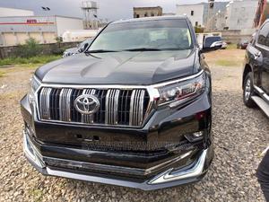 Toyota Land Cruiser Prado 2017 4.0 Black | Cars for sale in Abuja (FCT) State, Gwarinpa
