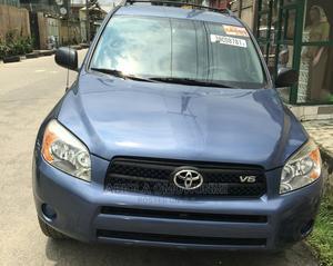 Toyota RAV4 2007 V6 Blue   Cars for sale in Lagos State, Gbagada